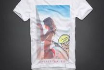 So Chill #InHollister T-Shirts  / by Hollister Co.