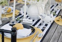 Tablescapes / Table decor / by Diana Carpenter