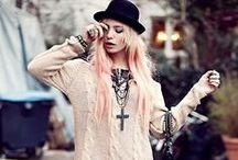 AW14 trend - Winter Pastels / by Bill†Mar