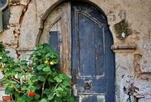 the doors / by Susan Hausser
