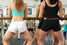 Fitness Stuff / by Kathi Jensen