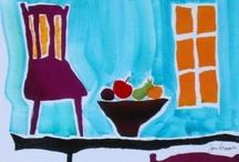 art art art art art art art art / by Susan Hausser