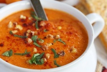 soups and stews / by Susan Hausser