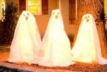 Halloween Ideas / by Jennifer Clark