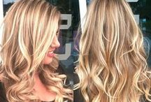 Gorgeous Hair / by Kathi Jensen