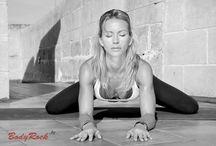 Gym bag-flexible and back / by Crystal Caldon