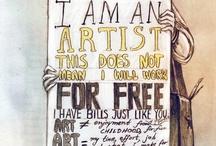 ART / by DARINGLY ORGANIC