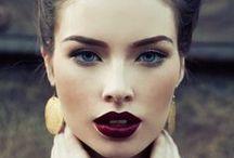 hair + makeup + nails  / by HallieMajure Phillips