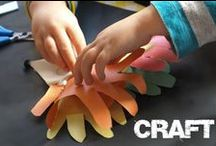Crafts for kids / Fun crafts to make with the kids. Easy projects which the whole family will love.  / by Rebecca English