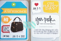 PROJECT LIFE & its PRINTABLES / by DARINGLY ORGANIC