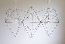 Furniture :: Lamps / by Rikke Majgaard