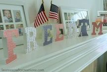Fourth of July / by Vicki Hillhouse