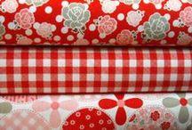 Fabric Fun / by Vicki Hillhouse