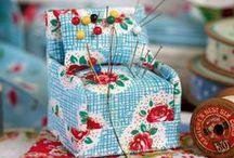 Pin Cushions / by Vicki Hillhouse