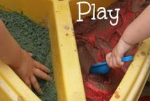 Play activities  / by Rebecca English