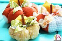 I Just  Love Pumpkins! / by Vicki Hillhouse
