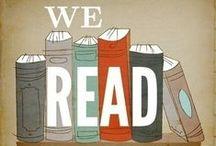 Reading is cool / by Mencar Lamecar