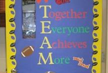 FACS Class Bulletin Boards / Family and Consumer Science / by Vicki Hillhouse