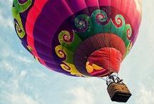 Hot Air Balloons  / by Alli Worthington