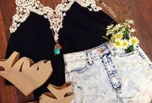 outfits / Outfits to try :)  / by Amy