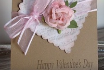 Paper & Stamping, Cards / by Gloria Borges