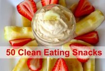 Healthy snacks and muffins / by Memarie Steeves