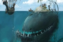 Illustration / by Marty Portier