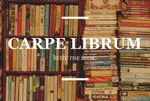 Carpe Librum (Seize the book) / All about books! Yes, #Bookaholic / by Kathrina