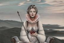 ART: tarot card art / by Mz Labby