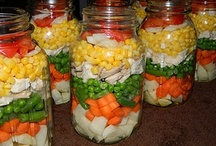 FOOD: Canning drying pickeling and fermenting / by Mz Labby