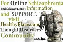 Schizophrenia / by Marsha Sniezek