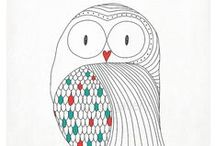 Owls / by {JennySue}