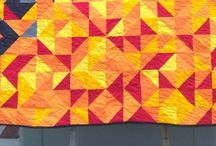 Quilting / Quilts and patterns / by Carrie Marshall