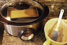 Crockpot Love / It's nice to come home to a cooked meal / by Canned Quilter