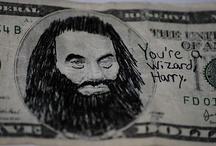 Harry Potter Fanatics / by Kristina Kiser