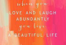 beautiful words / by Tani López