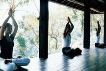 yin yoga style / (nobody says we really have to do yoga in order to appreciate its intention) / by Hannah Savannah