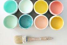 Paint Colors / by {JennySue}