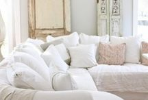 Rooms with style / Living spaces with ideas and decor I am drawn to / by Lynn Jones