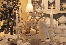 Christmas indoors / by Lynn Jones