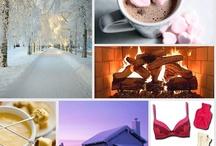 Hunkemöller goes Sweden! Create your 'Winter Wonderland moodboard' on Pinterest / by Hunkemöller