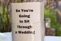 Wedding Ideas / by Kim Malcolm