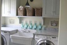 Laundry rooms / by Lynn Jones