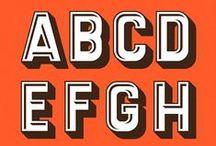 DESIGN: Typography / by Pencil Shavings Studio
