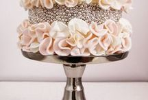 cake and cupcake / by Jeanne Ernest