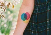 Geek Tattoos / Geek Ink / by POPSUGAR Tech