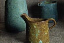Pot Calling the Kettle Black / beautiful pottery pieces / by Lisa R