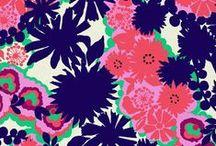 PATTERNS: Florals / Favorite floral patterns / by Pencil Shavings Studio