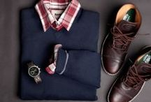 Cuts and Clothes (And Shoes (And Watches)) / by Teddy Cervantez