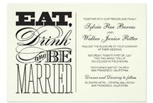 wedding stationary ideas / by Kim Cochrane